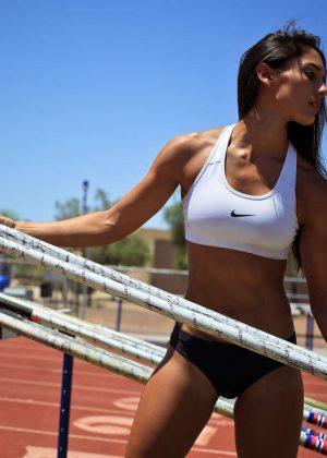 Check the Video: Allison Stokke – Hottest Pole Vaulter