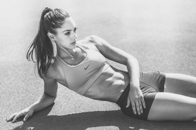 Allison Stokke - The One X The Wonder Photoshoot