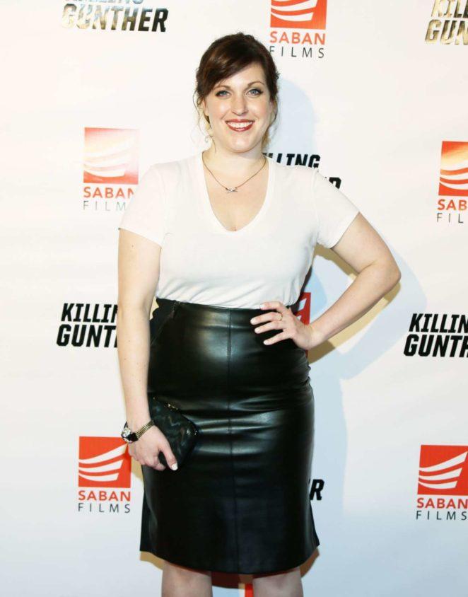 Allison Tolman - 'Killing Gunther' Screening in Los Angeles