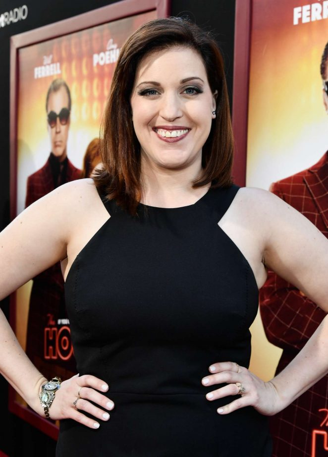 Allison Tolman - 'The House' Premiere in Hollywood