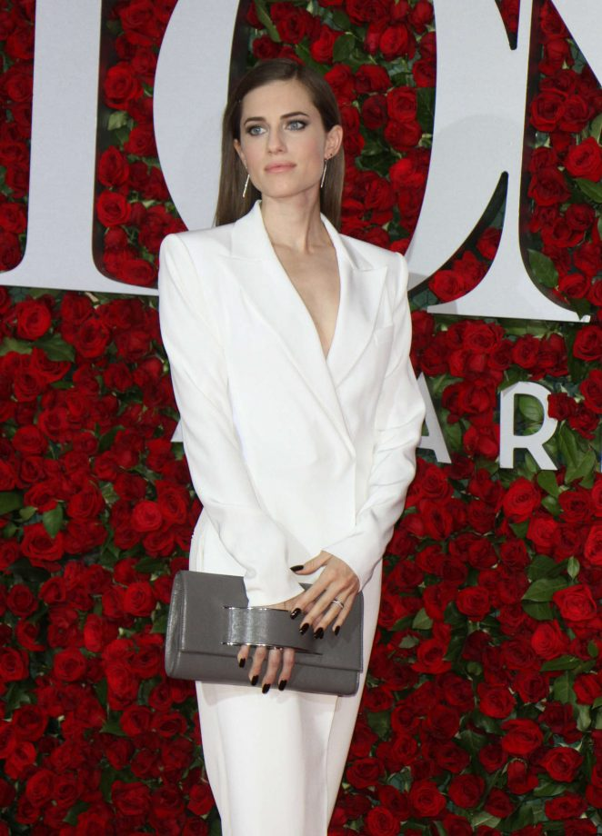 Allison Williams - 2016 Tony Awards in New York