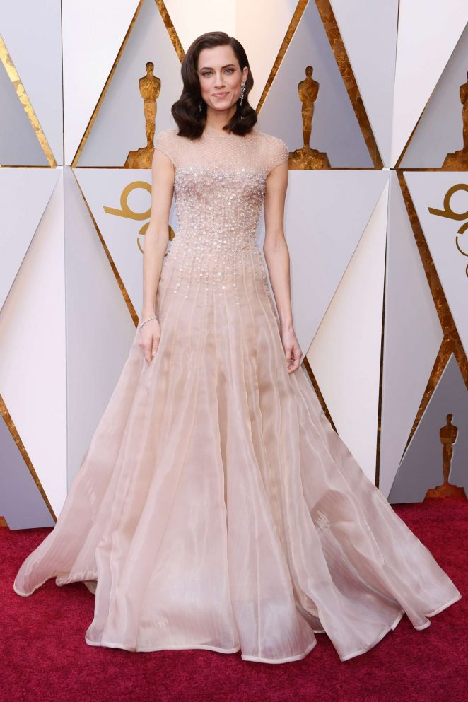 Allison Williams - 2018 Academy Awards in Los Angeles