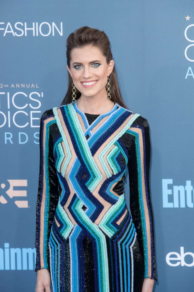 Allison Williams - 22nd Annual Critics' Choice Awards in Los Angeles