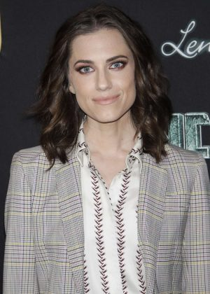 Allison Williams - 'A Series of Unfortunate Events' Premiere in New York