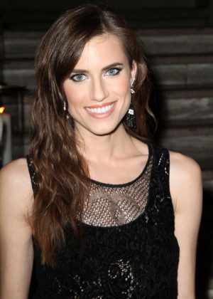 Allison Williams - Chanel Fine Jewelry Dinner in New York City