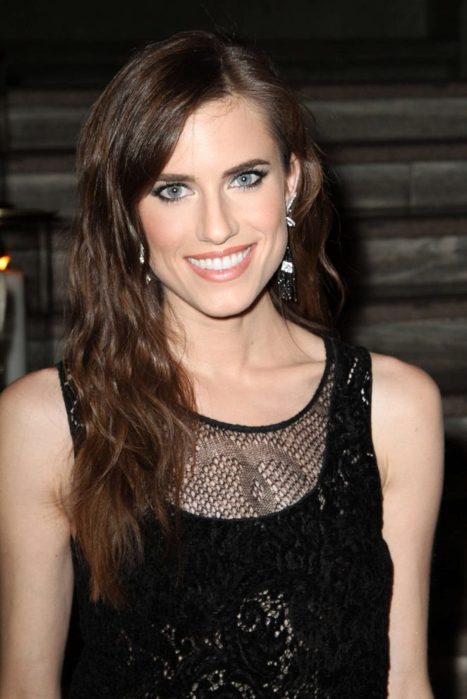 Allison Williams - Chanel Fine Jewelry Dinner in New York City