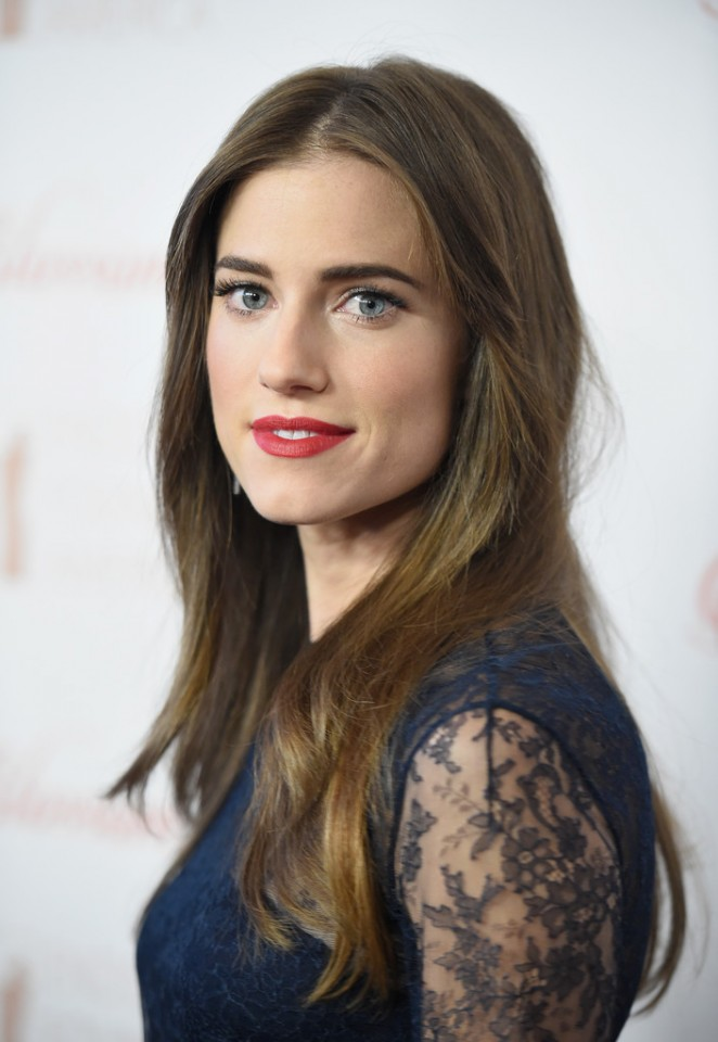 Allison Williams - Endometriosis Foundation of America in NYC