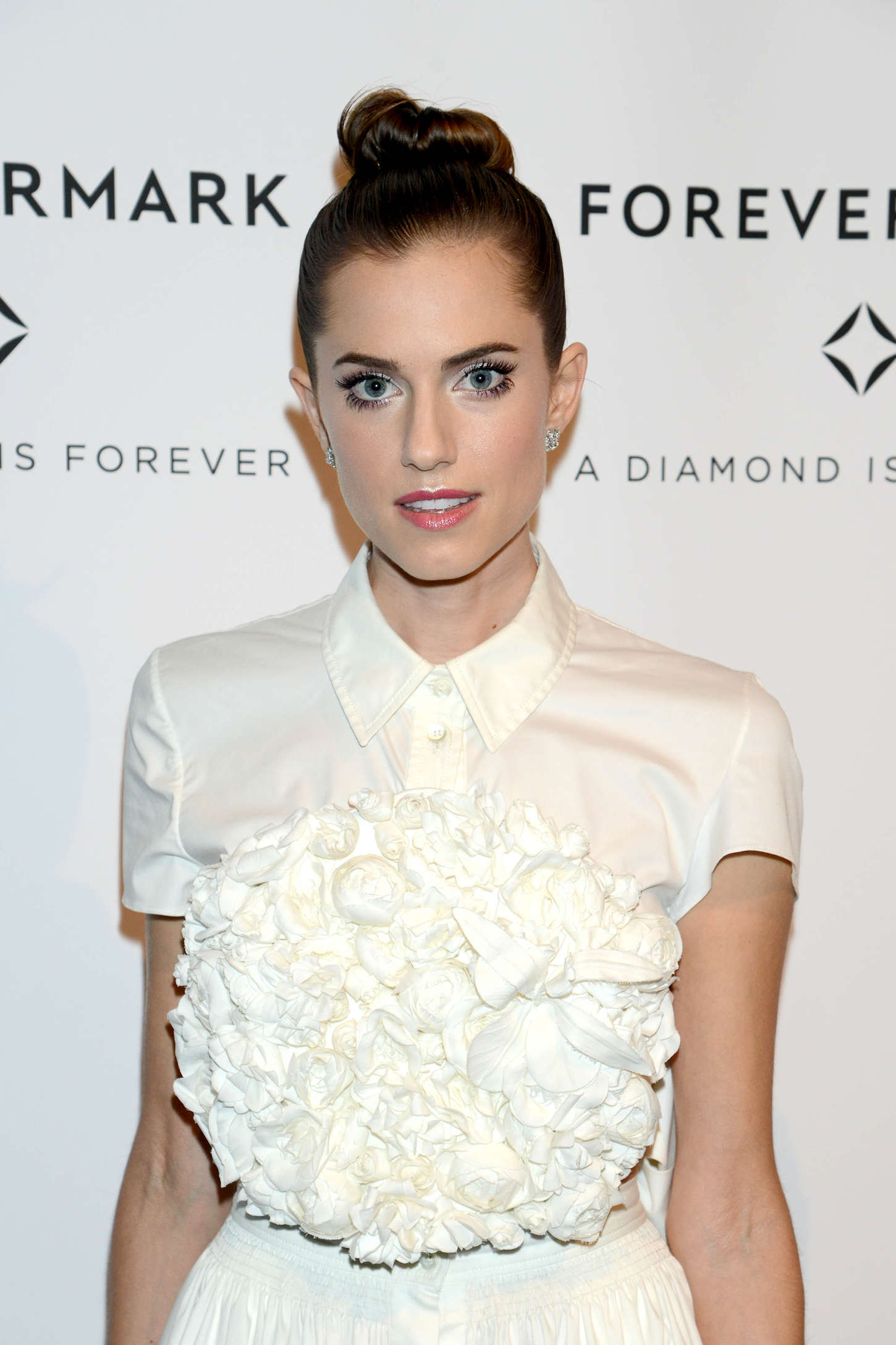 Allison Williams  Forevermark 'a Diamond Is Forever' Celebration In Nyc