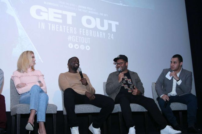 Allison Williams: Get Out Special Screening -07