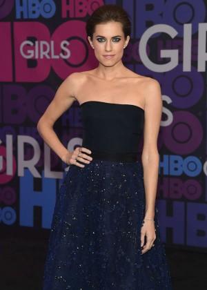 "Allison Williams - ""Girls"" Season 4 Premiere in NYC"