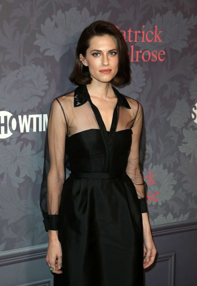 Allison Williams - 'Patrick Melrose' Premiere in Los Angeles