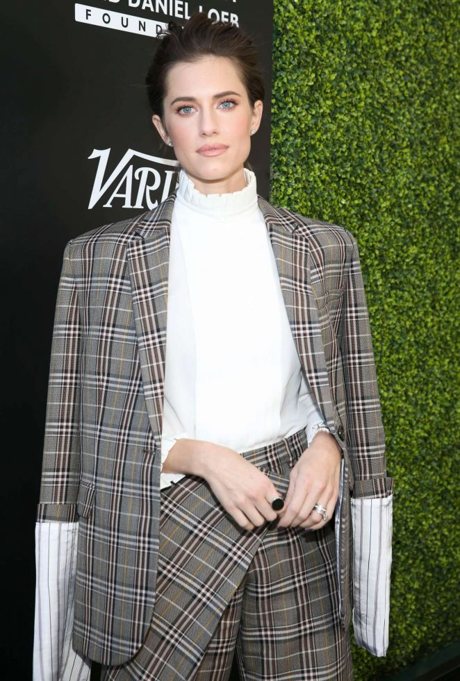 Allison Williams - Variety Criminal Justice Reform Summit in Los Angeles
