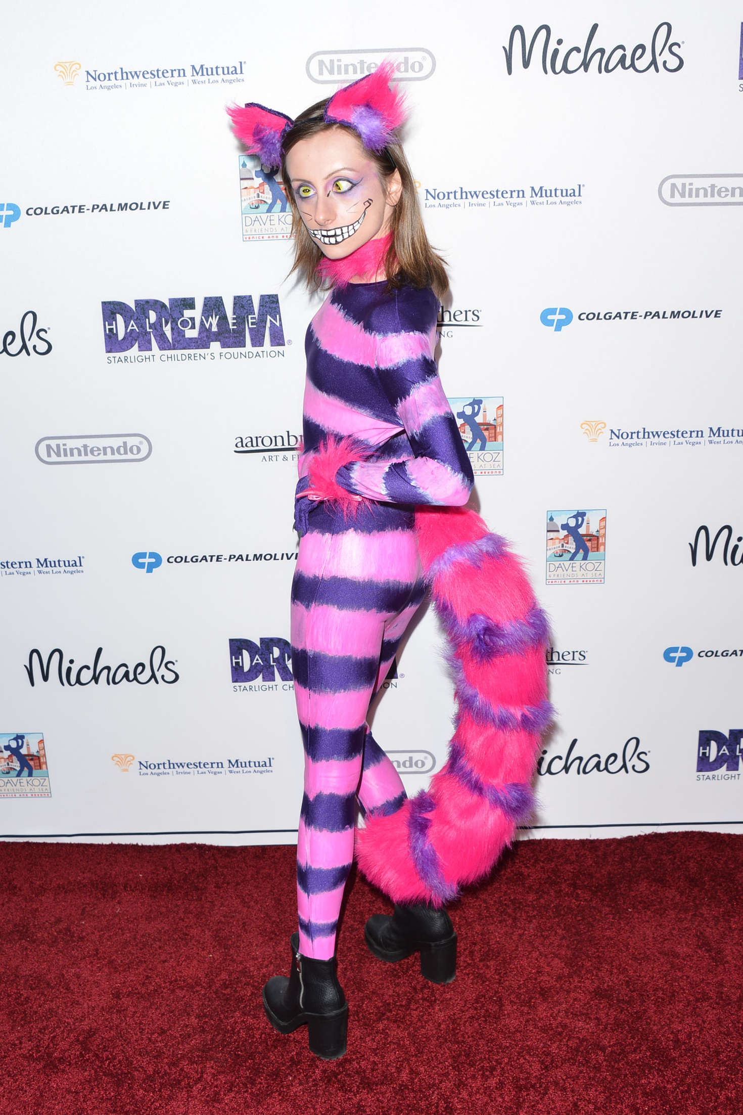 Allisyn Ashley Arm 2016 : Allisyn Ashley Arm: Starlights Dream Halloween Party -02