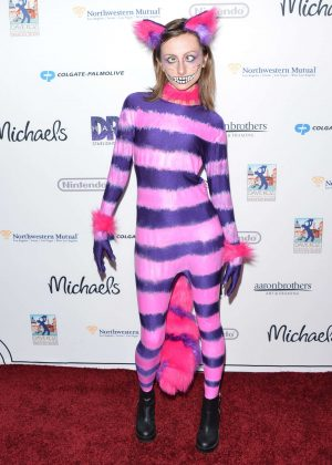 Allisyn Ashley Arm - Starlight's Dream Halloween Party in Los Angeles