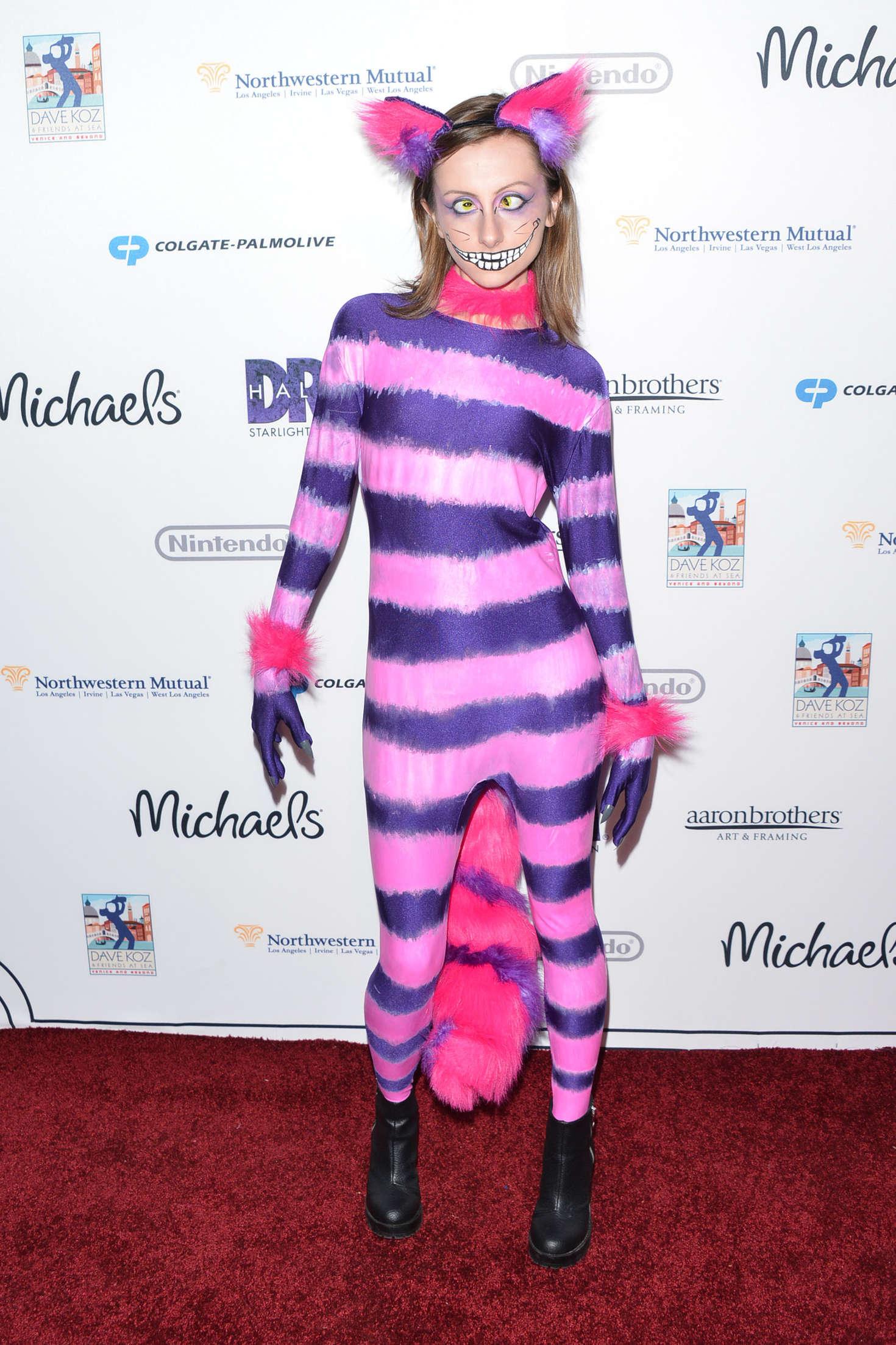 Allisyn Ashley Arm - Starlight's Dream Halloween Party in Los Angeles