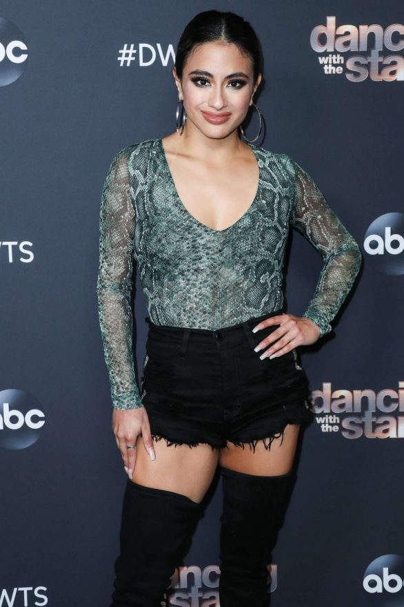 Ally Brooke - ABC's 'Dancing With The Stars' Season 28 Top Six Finalists Party in Los Angeles