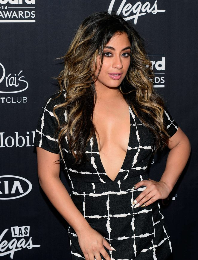 Ally Brooke Hernandez - Billboard Music Awards After Party 2016 in Las Vegas
