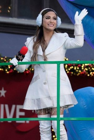 Ally Brooke - Macy's Thanksgiving Day Parade in NYC