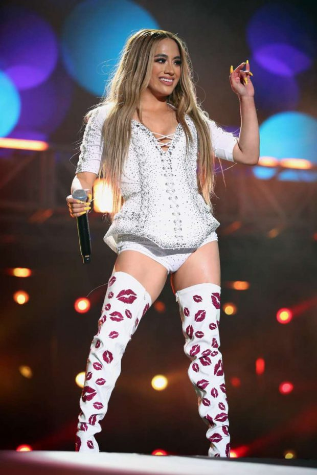 Ally Brooke - Performs at 2019 iHeartRadio Wango Tango in Carson