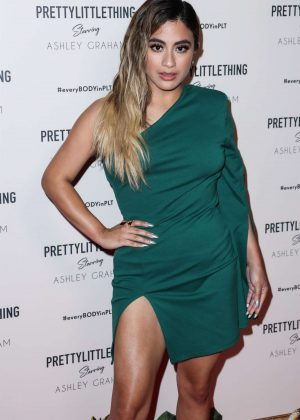Ally Brooke - PrettyLittleThing Ashley Graham Event in LA