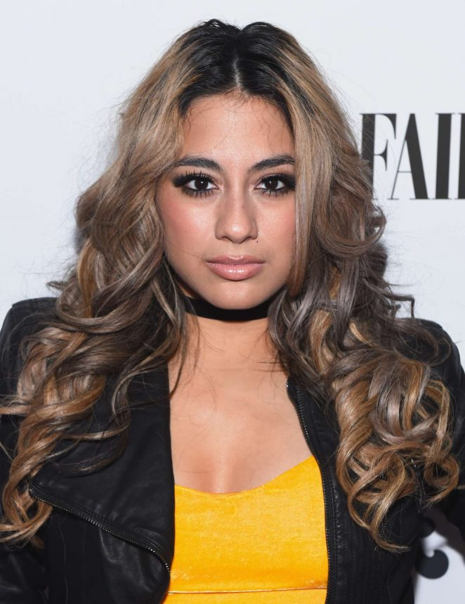 Ally Brooke - Vanity Fair and L'Oreal Paris Toast to Young Hollywood in West Hollywood