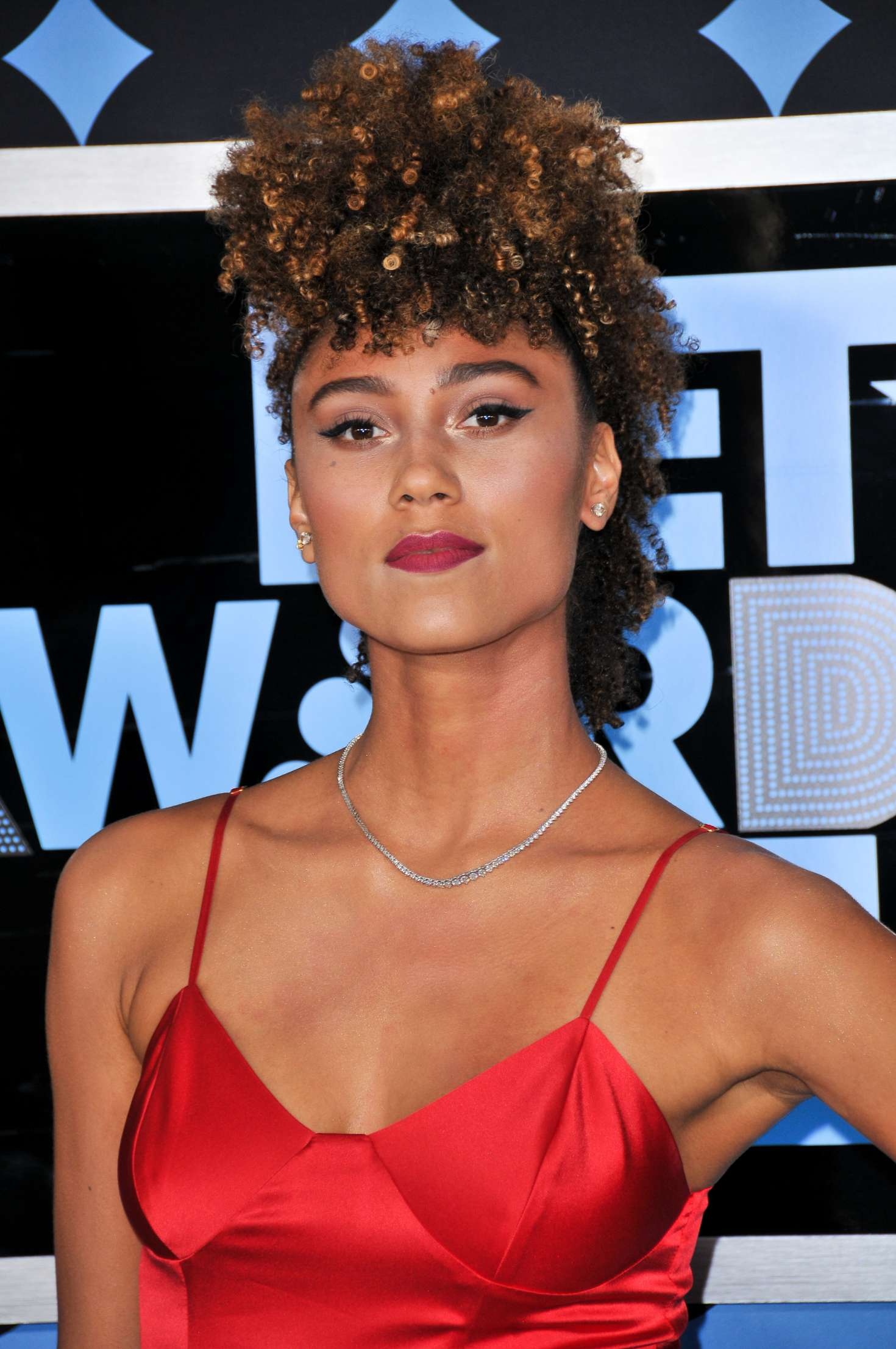 Ally Love - 2017 BET Awards in Los Angeles