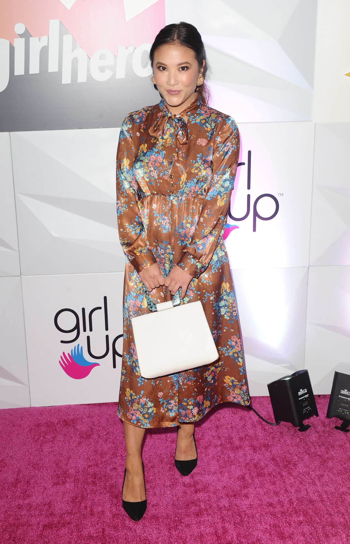Ally Maki 2018 : Ally Maki: Girl Ups Inaugural GirlHero Awards Luncheon -04