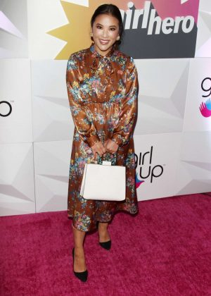 Ally Maki - Girl Up's Inaugural #GirlHero Awards Luncheon in Beverly Hills