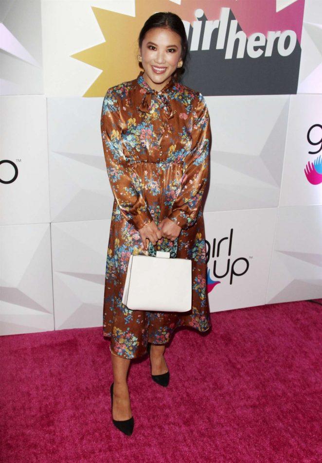 Ally Maki - Girl Up's Inaugural #GirlHero Awards Luncheon in Beverly Hills