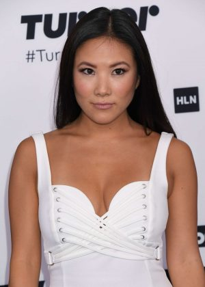 Ally Maki - Turner Upfront Presentation in New York