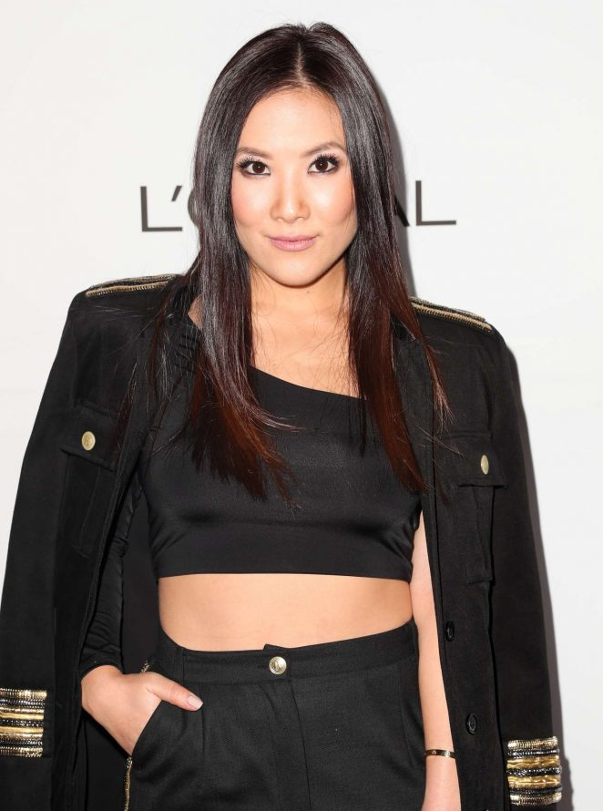 Ally Maki - Vanity Fair and L'Oreal Paris Toast to Young Hollywood in West Hollywood