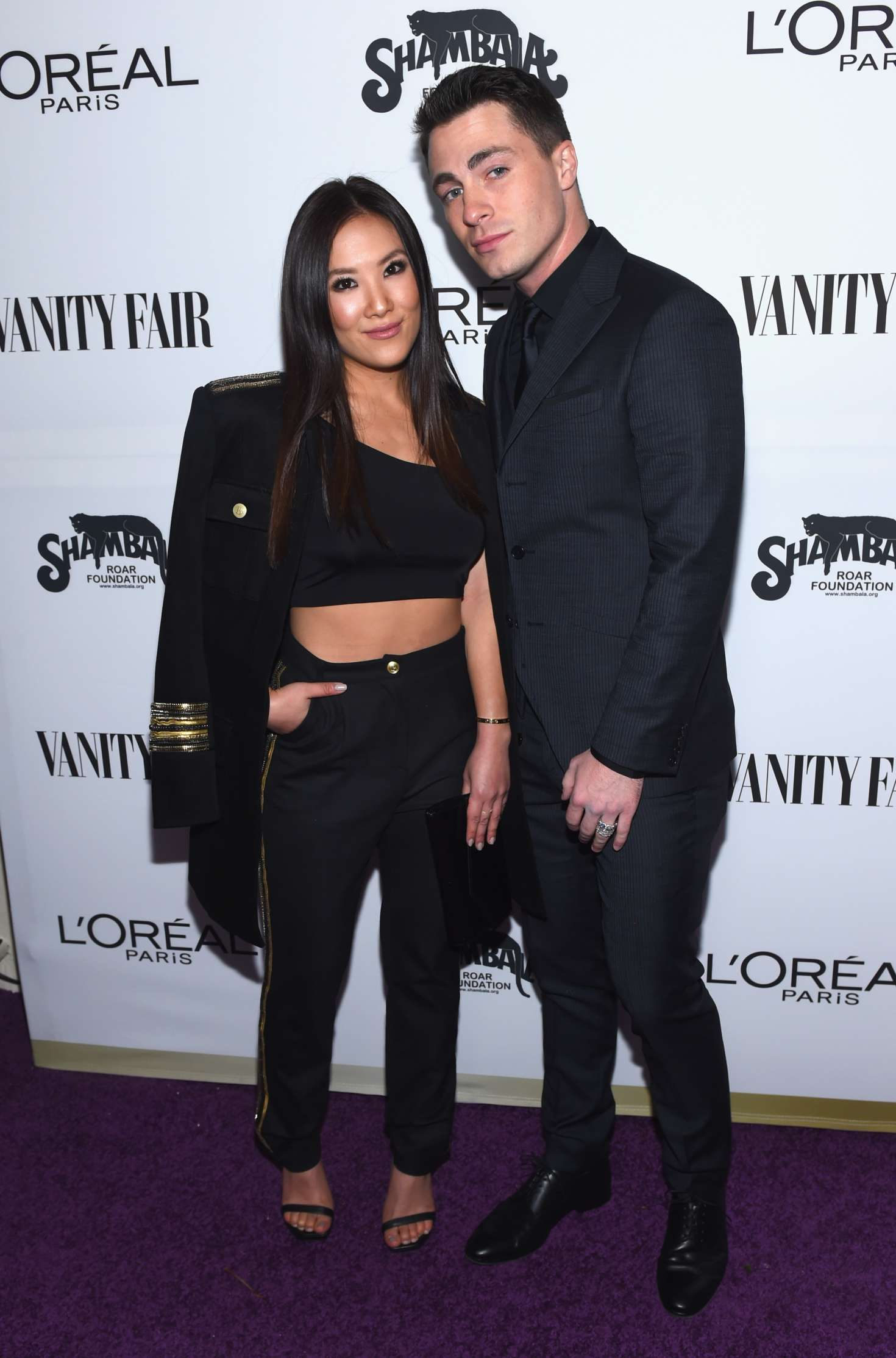 Ally Maki 2017 : Ally Maki: Vanity Fair and LOreal Paris Toast to Young Hollywood -02