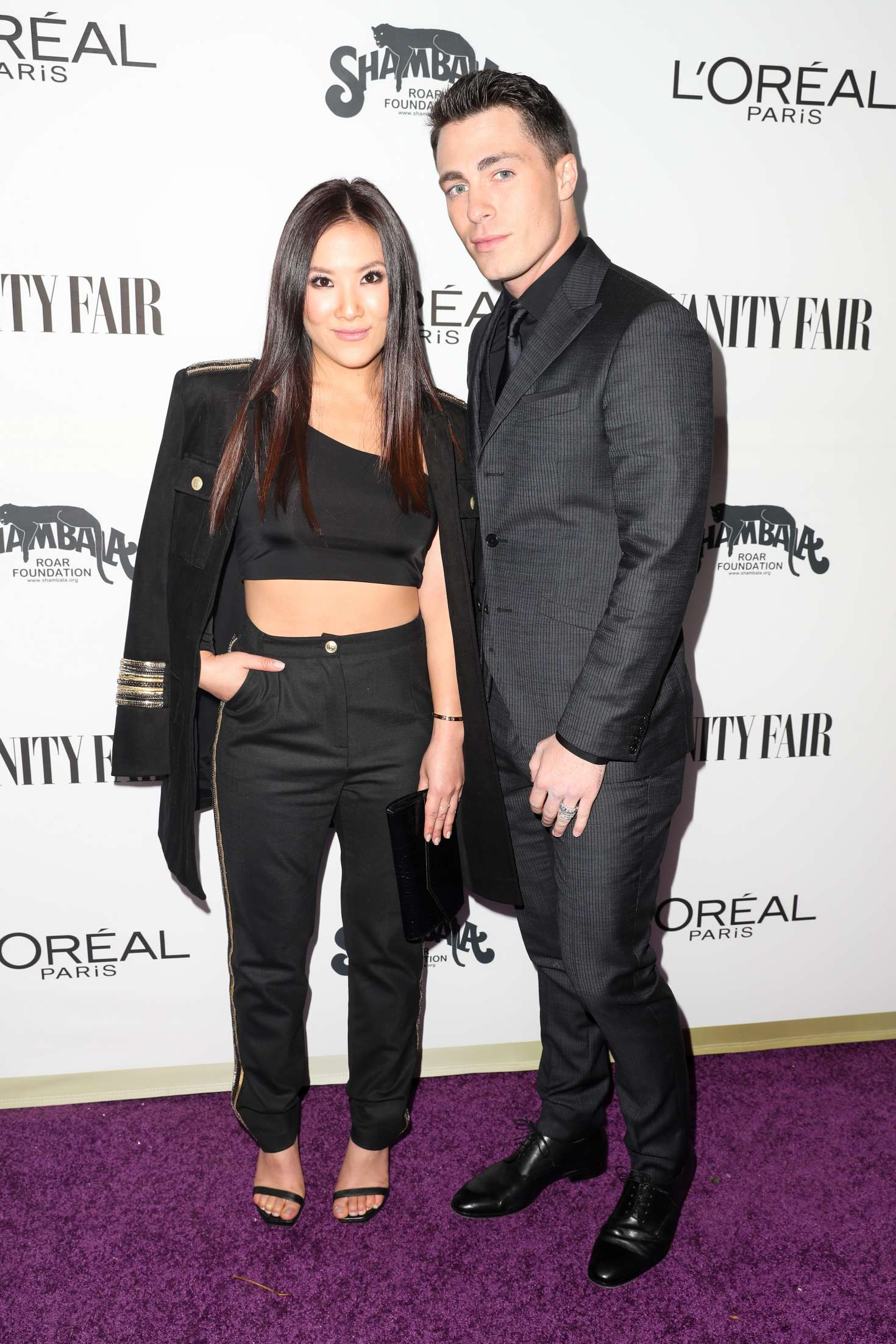 Ally Maki 2017 : Ally Maki: Vanity Fair and LOreal Paris Toast to Young Hollywood -03