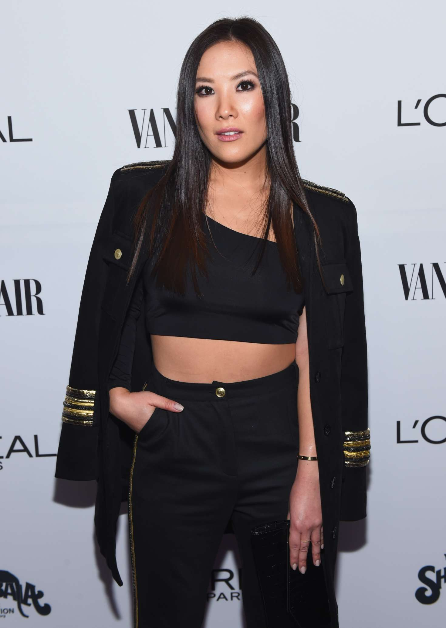 Ally Maki 2017 : Ally Maki: Vanity Fair and LOreal Paris Toast to Young Hollywood -08