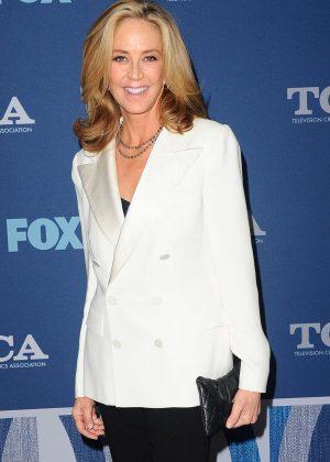 Ally Walker - FOX Winter All-Star Party at TCA Winter Press Tour in LA