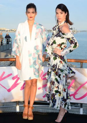 Alma Jodorowsky and Gala Gordon - Kids In Love and VIP Yacht Party in Cannes