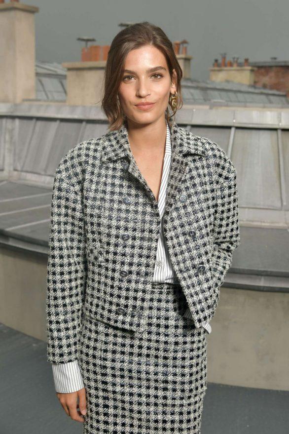 Alma Jodorowsky - Chanel Womenswear SS 2020 Show at Paris Fashion Week