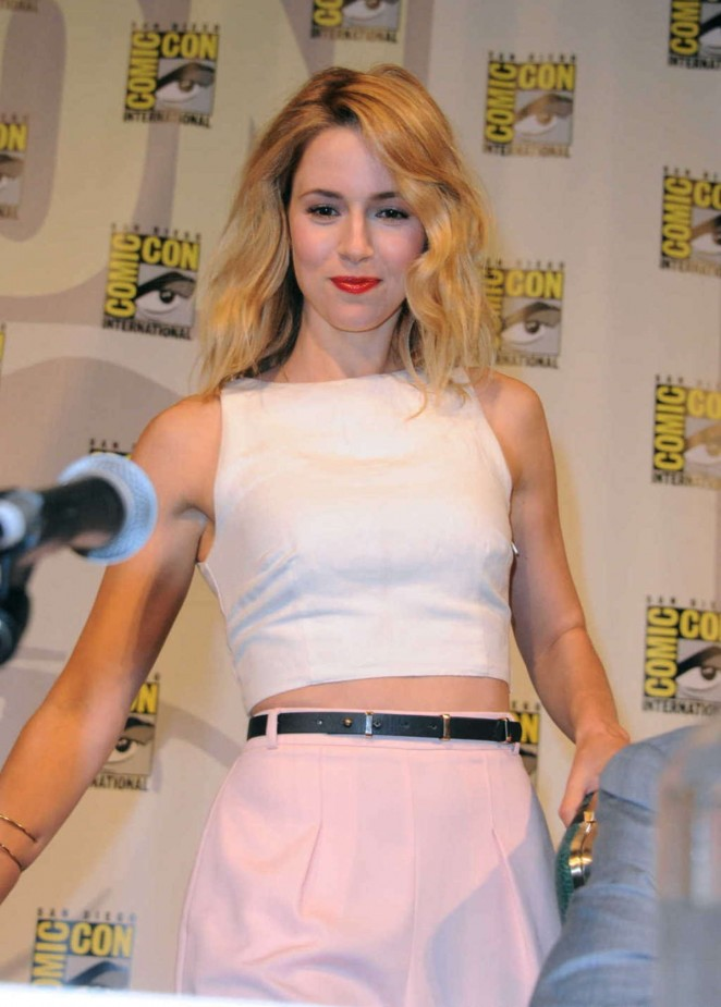 Alona Tal - Hand of God Presentation at Comic Con in San Diego