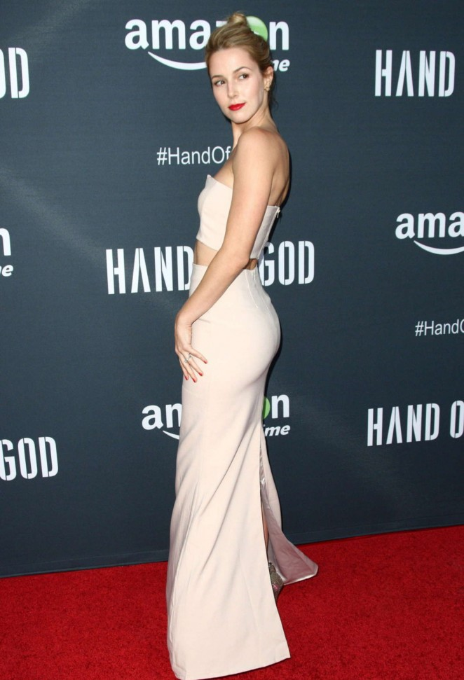 Alona Tal: Hand of God LA Screening -02