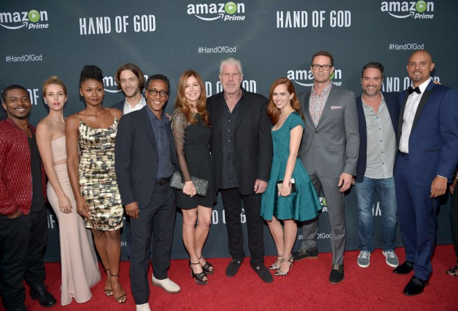 Alona Tal: Hand of God LA Screening -07