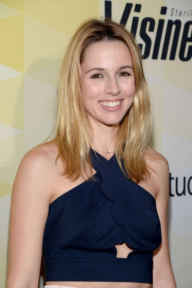 Alona Tal - IMDb's 25th Anniversary Party in LA
