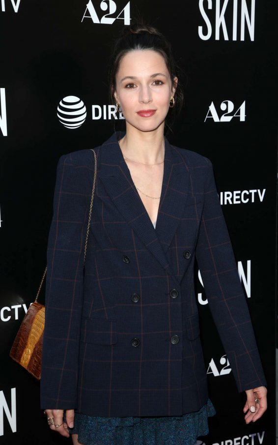 Alona Tal - 'Skin' Premiere in Los Angeles