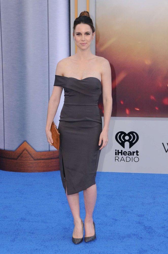 Alona Tal - 'Wonder Woman' Premiere in Los Angeles