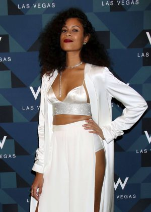 Aluna Francis - W Las Vegas Hosts Grand Opening Celebration in Las Vegas