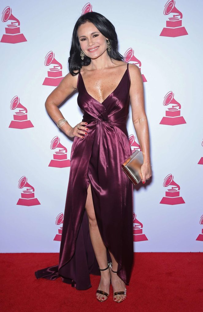 Alvera DeLeon - 2017 Person of the Year Gala honoring Alejandro Sanz in Las Vegas