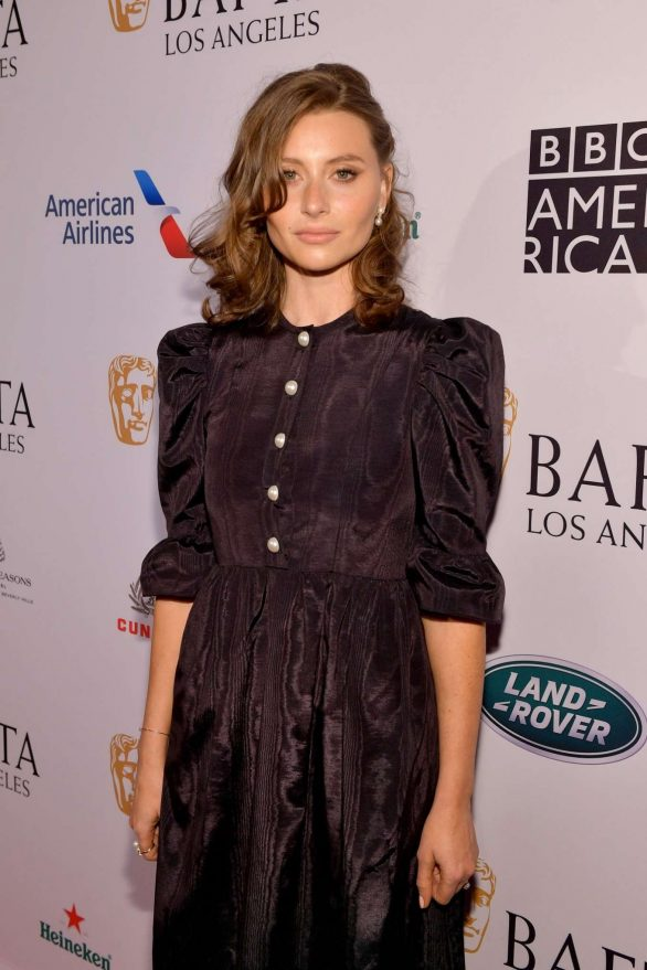 Aly Michalka - 2020 BAFTA LA Tea Party in Los Angeles