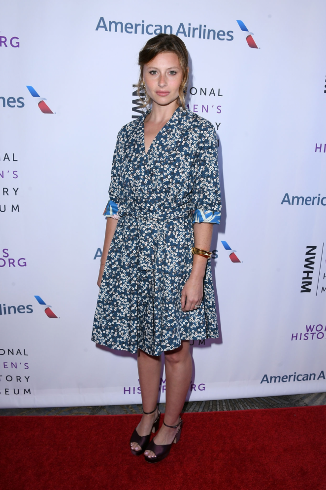 Aly Michalka – 7th Annual Women Making History Awards in Beverly Hills