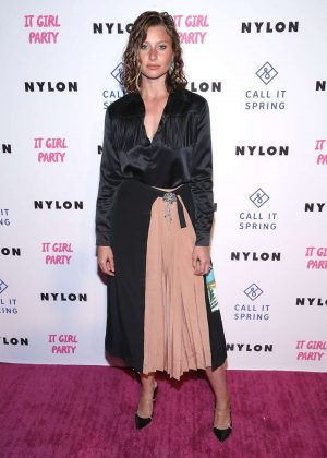 Aly Michalka - NYLON's Annual It Girl Party in Los Angeles
