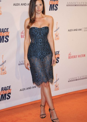 Aly Michalka - Race To Erase MS Gala