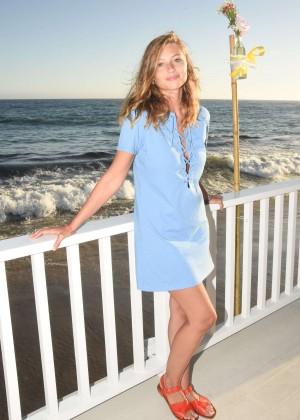 Aly Michalka - RxArt Beach Party in Malibu